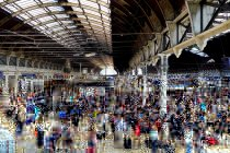 Europe's greatest train stations